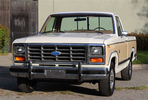 how make cars 1984 ford f150 interior lighting california original 1984 ford f 150 xlt short bed one owner 93k orig miles a