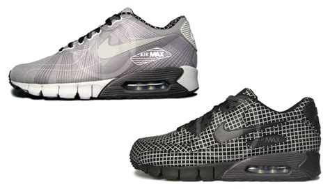 Sepatu Nike Flywire 30 03 nike air max 90 current flywire grey page 2