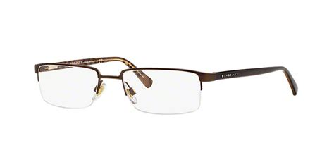 be 1006 shop burberry semi rimless eyeglasses at lenscrafters