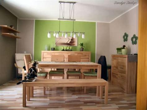 grüne stühle esszimmer design esszimmer wandgestaltung