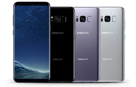 t samsung s8 t mobile pushes update to galaxy s8 and s8 plus with november 2017 security patch