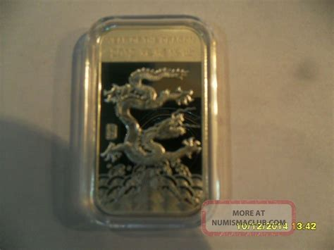 1 Oz Troy Silver Bar Value - 1 troy ounce 999 silver bar 2012 year of the