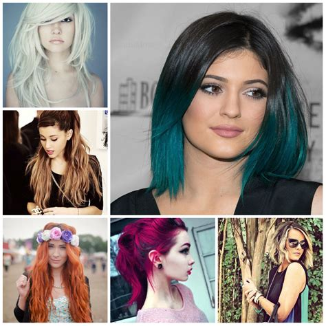 hairstyles and colors for 2016 pelo te 241 ido 2017 esbelleza com