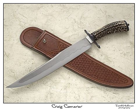 define bowie knife semantics when is a fighter a bowie or vice versa