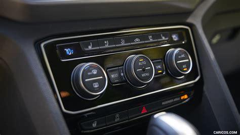 volkswagen atlas sel interior 2018 volkswagen atlas sel v6 4motion interior controls