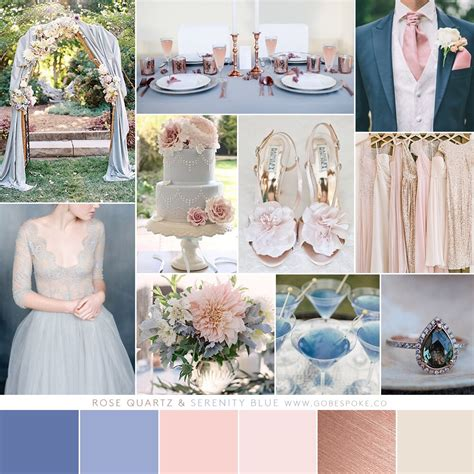 gallery for gt blush and gold wedding party