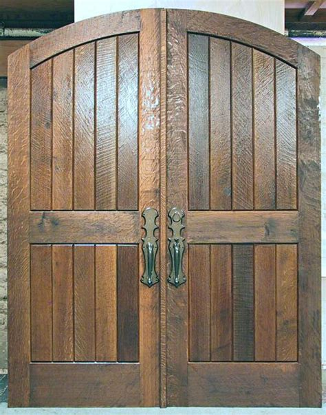 Interior Doors Home Hardware Hand Planed White Oak Doors Wgh Woodworking