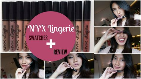 Make Up Nyx Indonesia lipstick nyx review indonesia the of