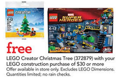 Lego 30286 Polybag Chrismast Tree lego creator seasonal tree 30286 promo now