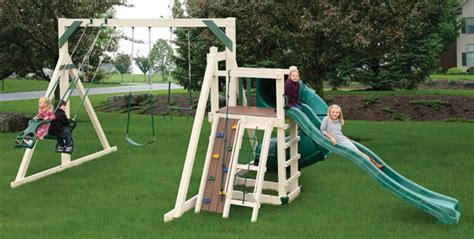 king swing sets swingset options high quality playground