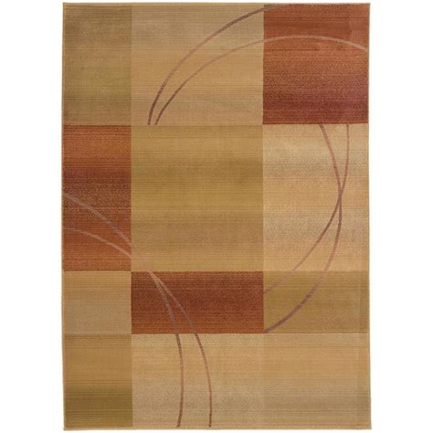 Shop Archer Lane Fahm Beige Rectangular Indoor Machine 10x13 Outdoor Rug