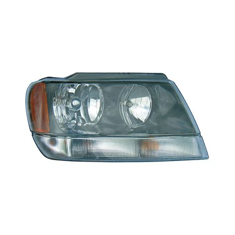 Jeep Headlight Dorman 174 Jeep Grand 2004 Replacement Headlight