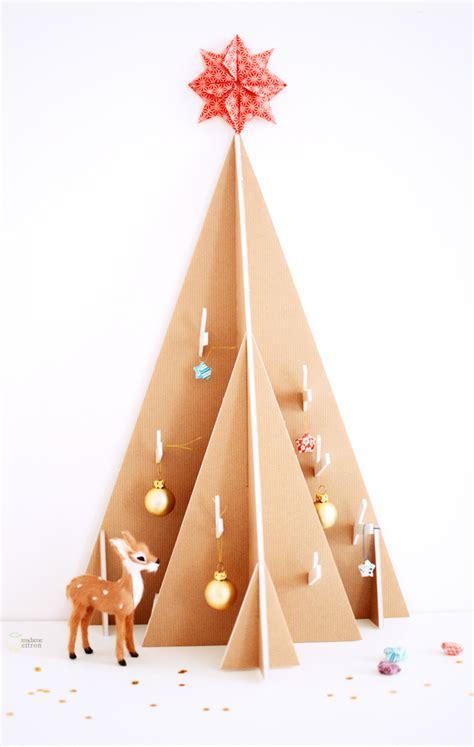 printable diy christmas tree diy cardboard christmas tree tutorial with free printable