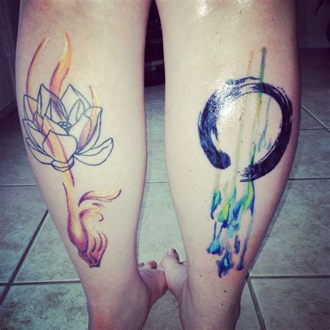 lotus enso tattoo tatuajes a collection of ideas to try about tattoos om