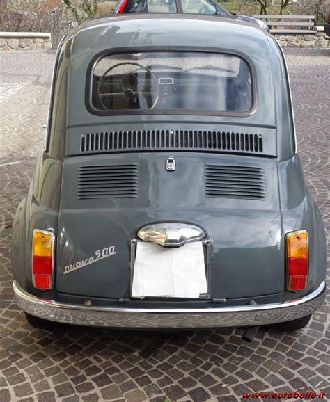 interni 500 f vendo fiat 500 f berlina anno 1968 210099 auto agerola