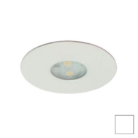 Shop Dals Lighting 2 63 In Hardwired Plug In Under Cabinet Wired Cabinet Lights