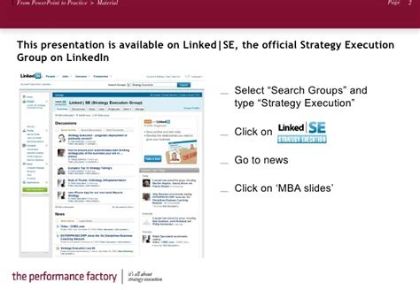 Mba Strategy Course by Strategy Execution Vlerick Mba Course Lecture