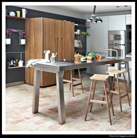 Gaggenau Kitchen by Littlebigbell What S New In Kitchen Design And Technology