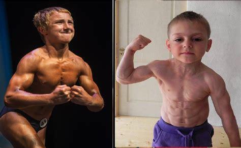 imagenes fuertes de niños maltratados 6 ni 241 os mas fuertes del mundo usted no podra creer