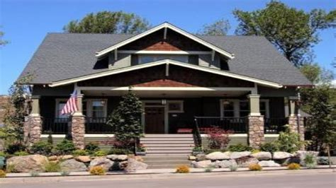 Arts and crafts bungalow homes craftsman bungalow style home plans house plans bungalows