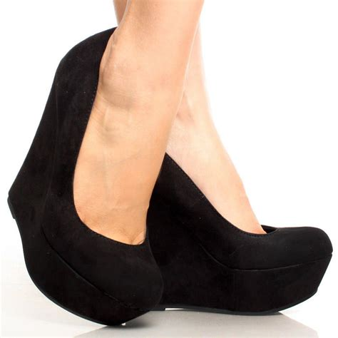 black wedge sandals black wedge heels closed toe