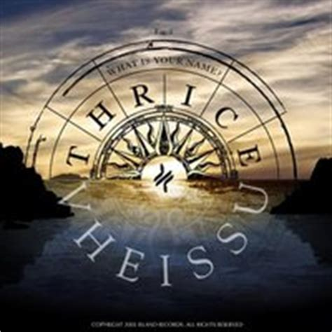 thrice vheissu tracklist thrice vheissu tracklist pictures images photos