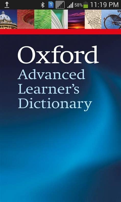 Oxford Mini Dictionary free oxford mini dictionary apk for