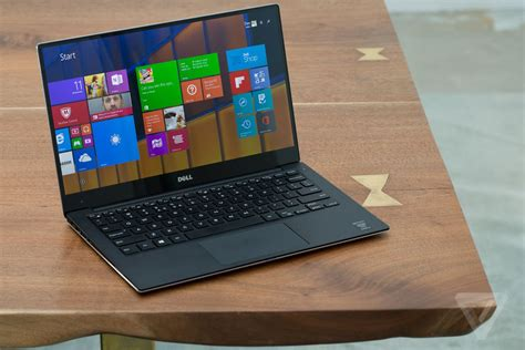 Laptop Dell New Xps 13 dell s xps 13 is a look at the future of laptops anh