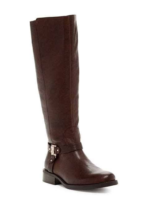 vince camuto farren leather boot nordstrom rack