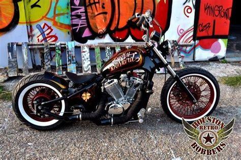 Motorrad Houston by Honda Shadow Vt 600 By Houston Retro Bobbers Bike S
