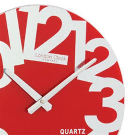 Best Modern Wall Clocks Funky Mirror Red Wall Clock Australia Purely Wall Clocks