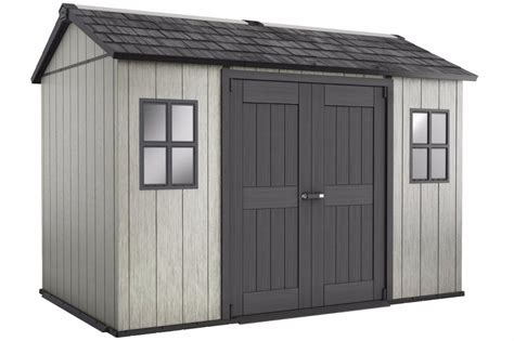 Shed Review by Keter Oakland 1175 Plastic Sheds Australia