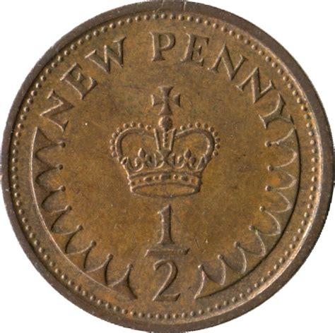 English Tudor by 189 New Penny Elizabeth Ii 2nd Portrait United Kingdom