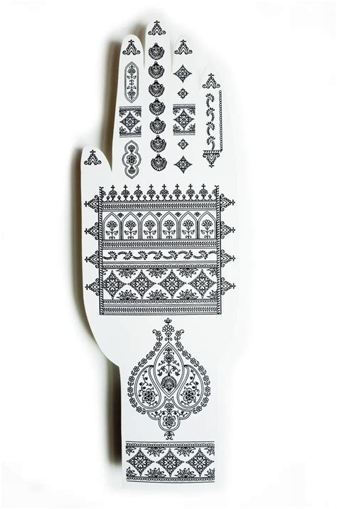 black henna temporary tattoos canada best 25 moroccan henna ideas on simple design