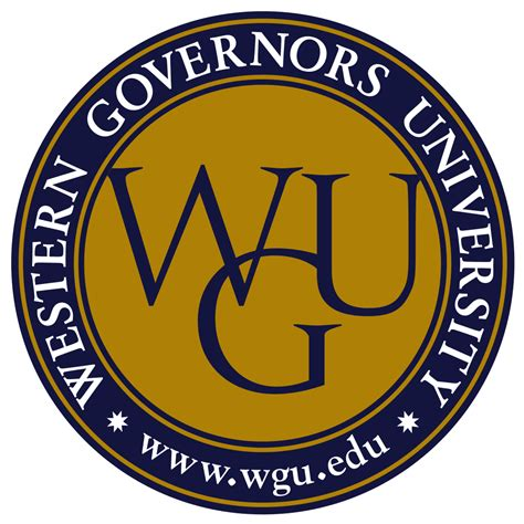 Governors State Mba Review by File Western Governors Logo Vector Svg