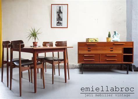 mobili vintage scandinavi ambiance 5 emiellabroc vintage vente de mobilier vintage