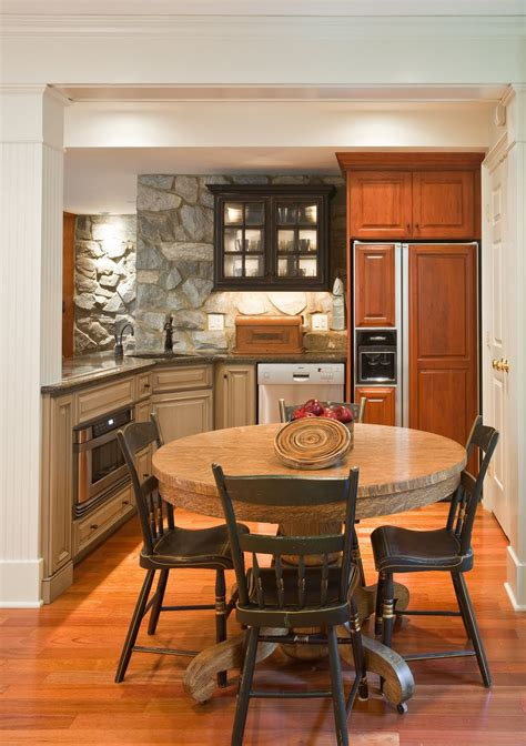 basement renovation  rustic stone walls idesignarch