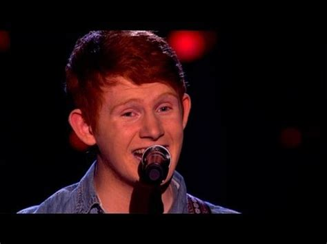 the vioce uk male contestants with long hair the voice uk 2013 conor scott performs starry eyed
