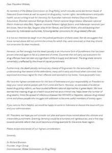 Mercy Petition Letter Richard Branson Pens Letter To President Joko Widodo For Bali Nine Smugglers Daily Mail