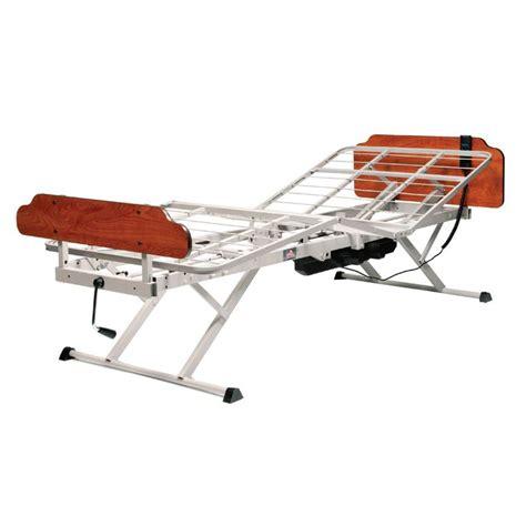 electric hospital bed graham field lumex patriot lx semi electric hospital bed