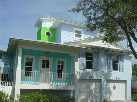 exterior beach house colors key west tropical exterior by m a corson assoc inc