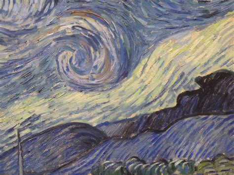 Starry Nights file starry gogh detail jpg wikimedia