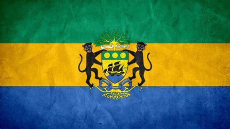 gabon flag free large images