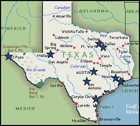 map of texas colleges and universities alliedbarton gt who we serve gt government services gt government contracts