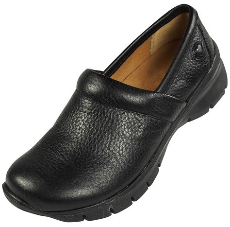 clogs for nursing mates libby lightweight leather nursing