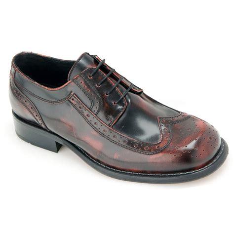 brogue shoes ikon mens kromby 2 burgundy brogue shoe marshall shoes