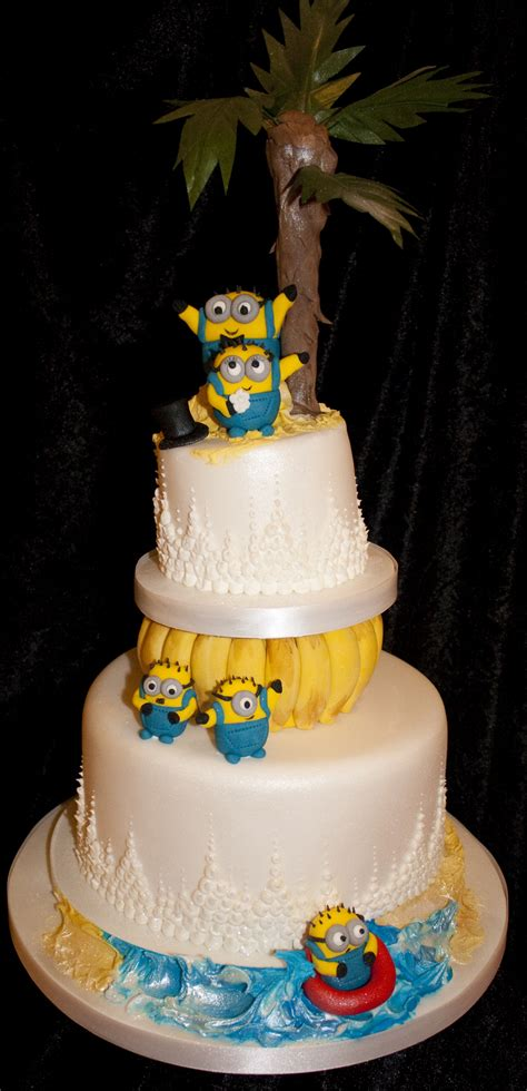 Or Cake Minion Cake Toppers Cake Ideas And Designs