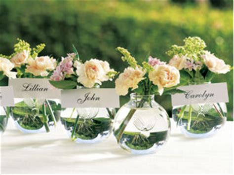 Places In Delaware That Buy Gift Cards - wedding bridal shower place card vases stylish spoon