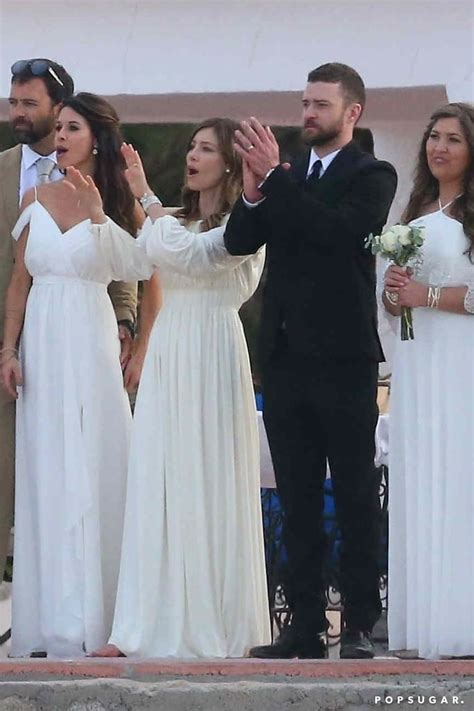 hochzeitskleid jessica biel jessica biel s white wedding guest dress popsugar fashion