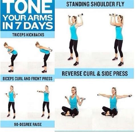how to your in 7 days how to tone your arms in 7 days trusper
